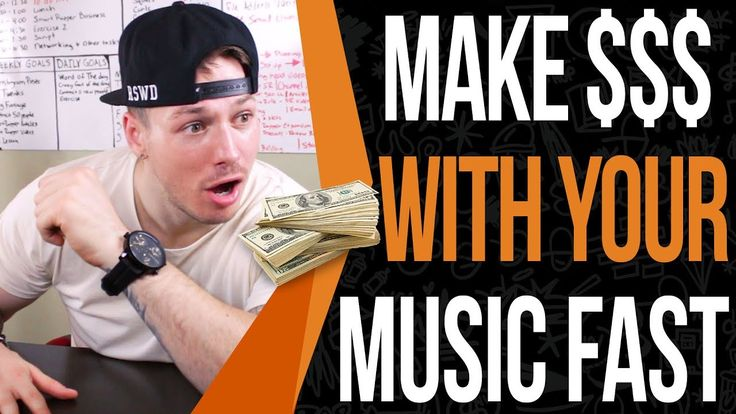 How To Make Money With Music (I made $280 In 1 Day Doing This) https://youtu.be/GfgMXFmPUNk How To Make Money With Music  I went to SXSW and in 1 day I spread my music to a TON of people I talked too. I did it all by using thumb drives to get people to buy. My music is just an add on the person gets when they buy the drive.   They already need the drive. Just sell them on why they need it! This especially worked when I was at a music festival where I could tell people reasons why they would…