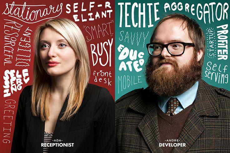 DesignLab | Persona Posters | Mail Chimp