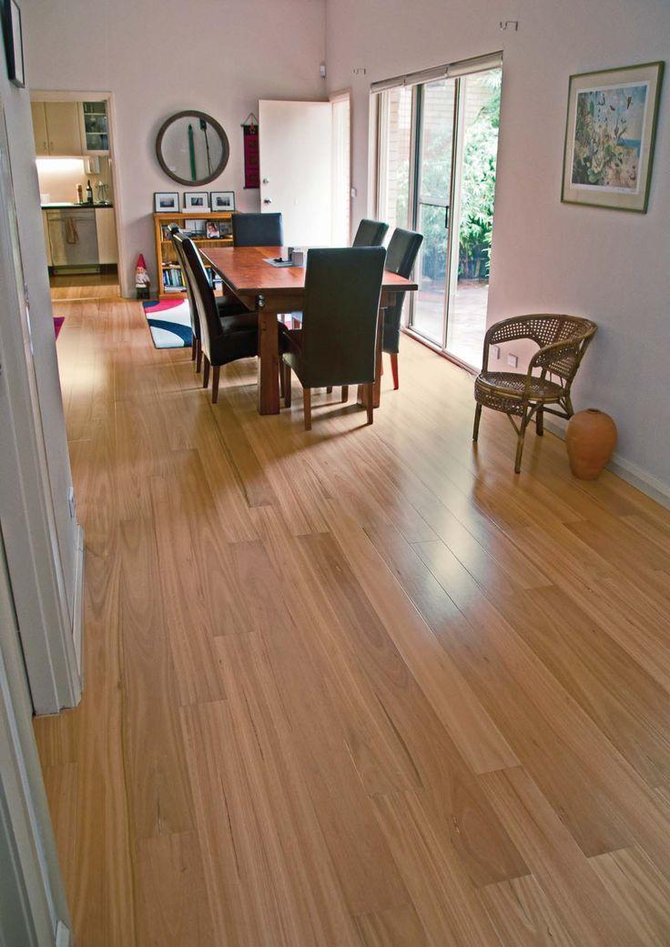 Naturally Australian Platinum timber flooring - Colour: Blackbutt