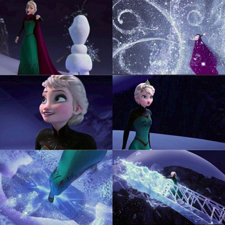 Let it Go (Elsa/Idina Menzel) - Frozen | ♥∂isney, ℘ixar ...