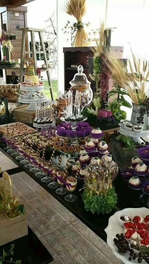 Decoracion Bautizo En Jardin ~ 1000+ images about Candy Buffet on Pinterest  Candy buffet, Sweet