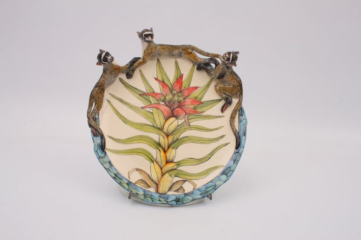 Ardmore Monkey Coin Dish