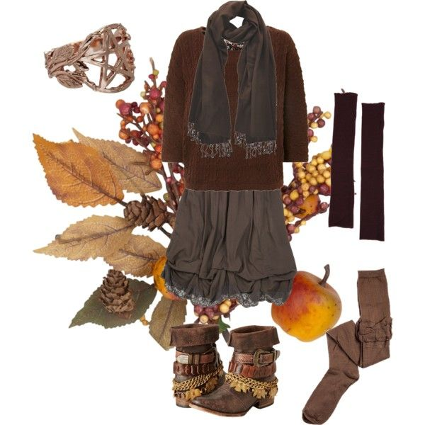 """""""Fall Mori Witch"""" by morimorningstar on Polyvore - - those boots!!!!"""