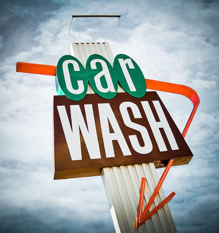 Car wash: Vintage Signage, Vintage Cars, Retro Cars, Google Search, Vintage Signs, Diy Craft, Cars Wash, Amazing Photos, Typography Inspiration