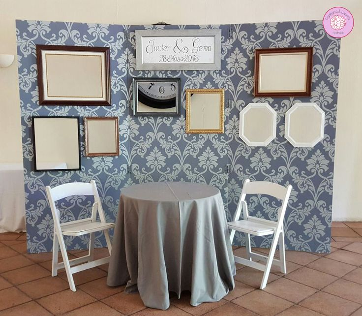 #Photocall #Fiestas #Eventos #Bodas #Handmade #wedding