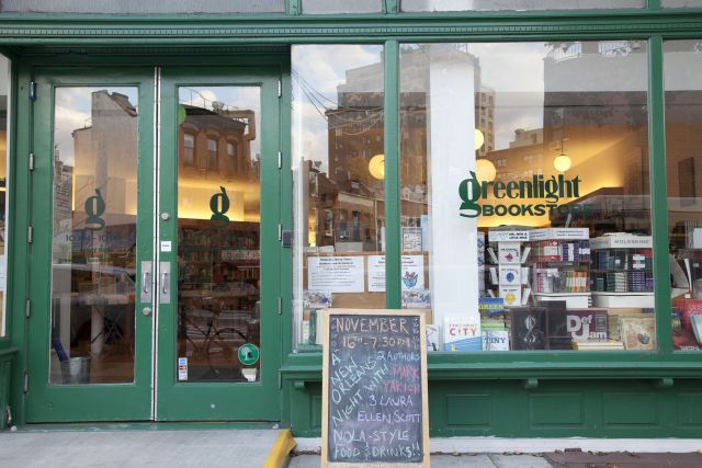 12 cute and cozy bookstores in the U.S., including Greenlight Bookstore in Brooklyn.