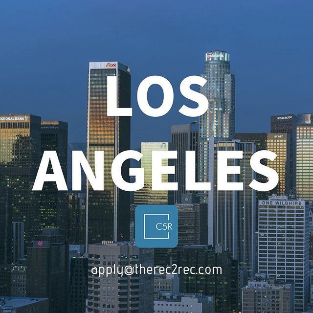 Los Angeles Ca Recruiters Finance 65k Bonus Incentives Visa Relocation Apply Therec2rec Com Recruitment Recru Recruitment Relocation Incentive