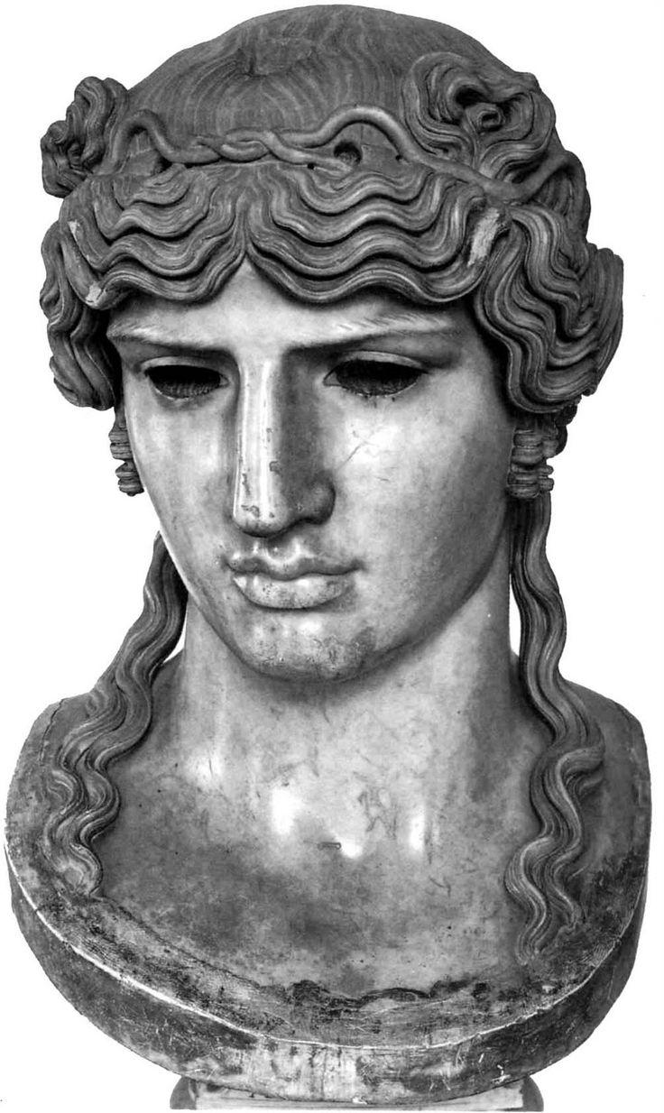 Greek Marble Statue