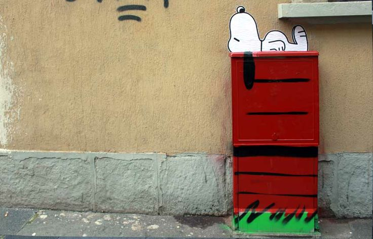 Street Art Pao, Milan