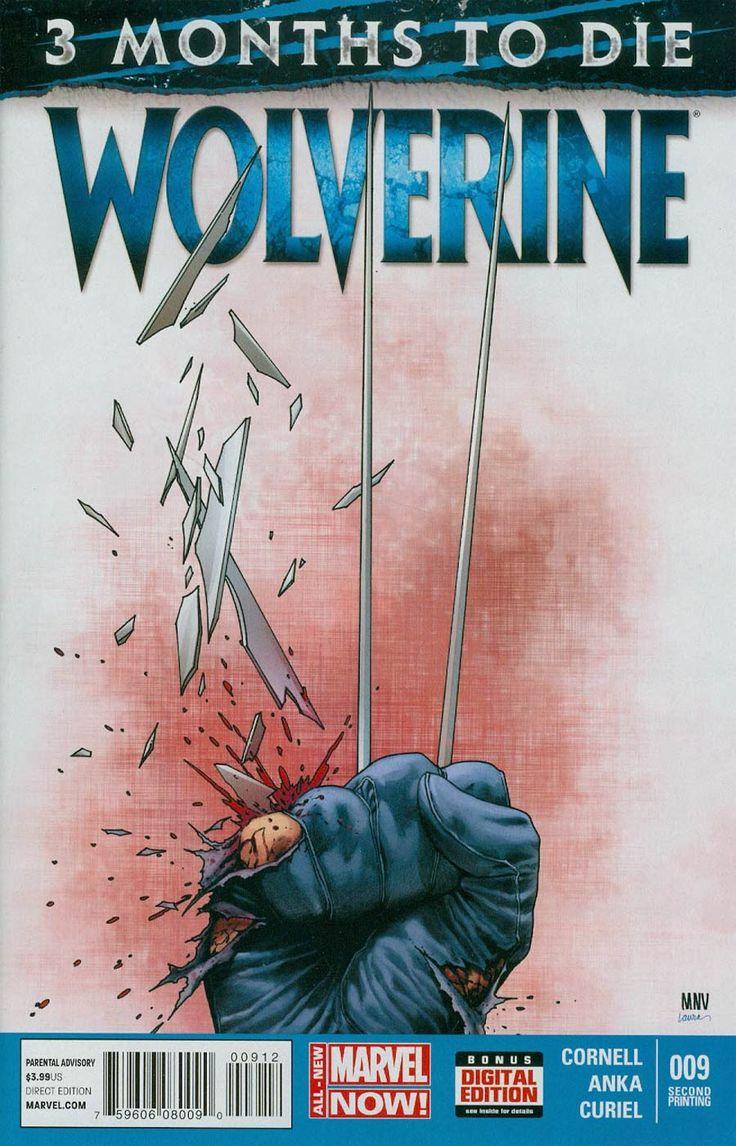 Marvel - Wolverine (Vol. 5 2014) #9 2nd Print
