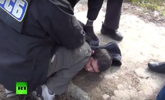 Συνελήφθη ο «εγκέφαλος» του μακελειού στην Αγ. Πετρούπολη