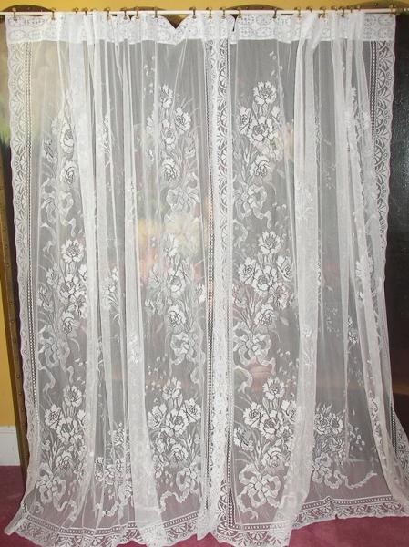 17 Best Images About Curtains Swags On Pinterest Porch And Patio White Lace Curtains And