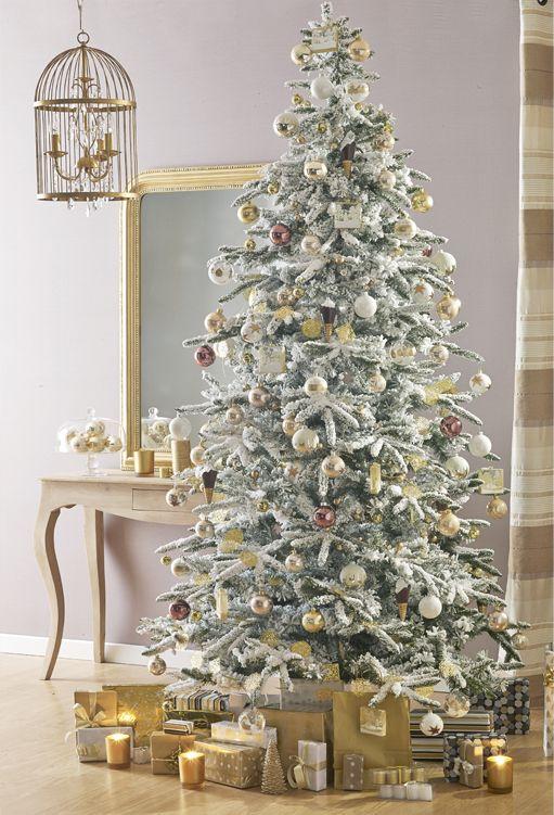 La galleria degli alberi di Natale : Gold - Maisons du Monde