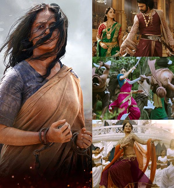 Anushka Shetty's transformation for Baahubali 2 is remarkable, courtesy CGI? #FansnStars