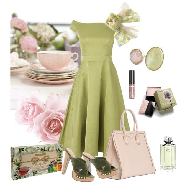"""Tea time"" by antigoni-pagali on Polyvore"