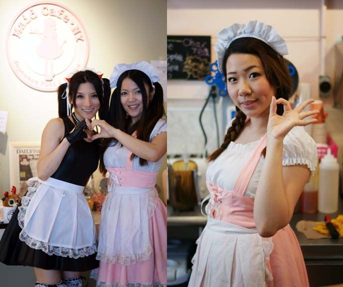 Cosplay Cafes In New York