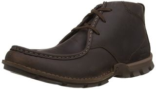 Imagem de Bota Caterpillar Caterpillar Merton Mid Mens Leather Boots - Dark Brown - Frete Grátis