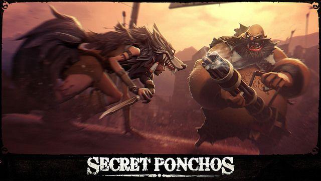 Secret Ponchos Gets New Characters, Free Maps on 2/17 - http://videogamedemons.com/news/secret-ponchos-gets-new-characters-free-maps-on-217/