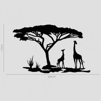 Awesome Bildergebnis f r wandtattoo afrika