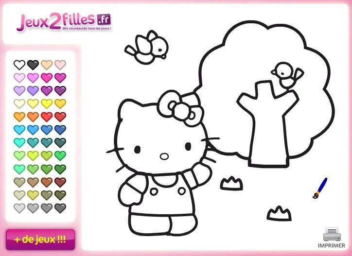 Coloriage Magique Hello Kitty.30 Coloriage Magique Hello Kitty Gratuit Meilleur De