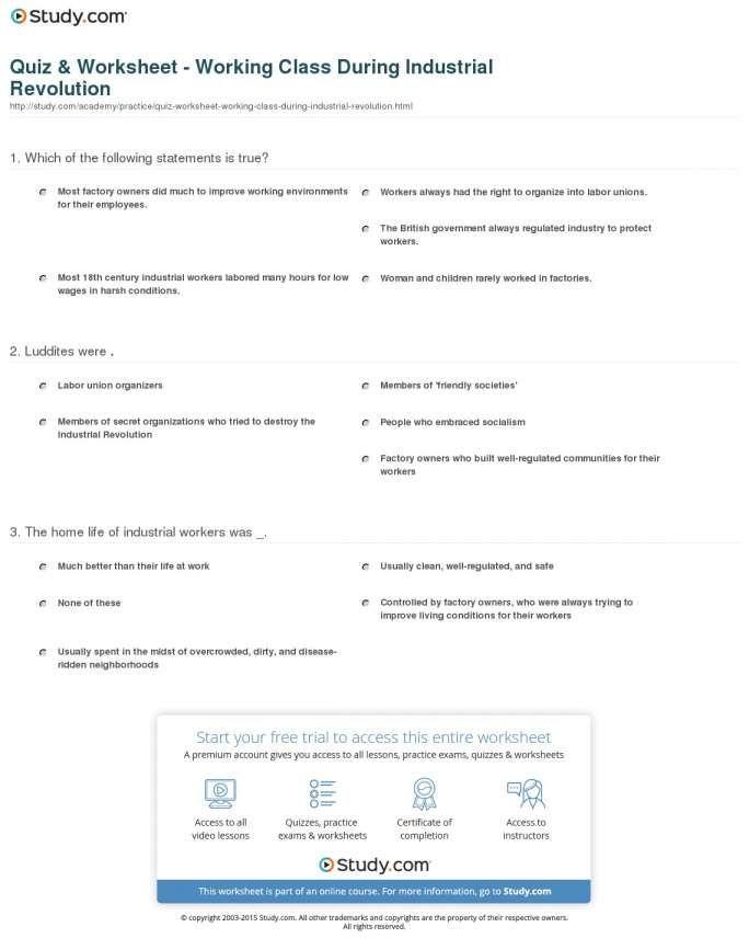 11 Working Nine To Five Worksheet