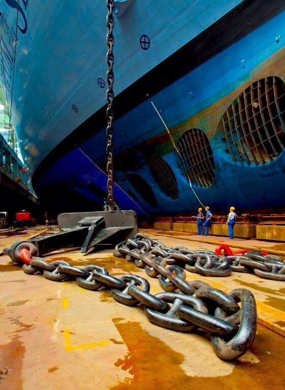 Quantum of the Seas construction.