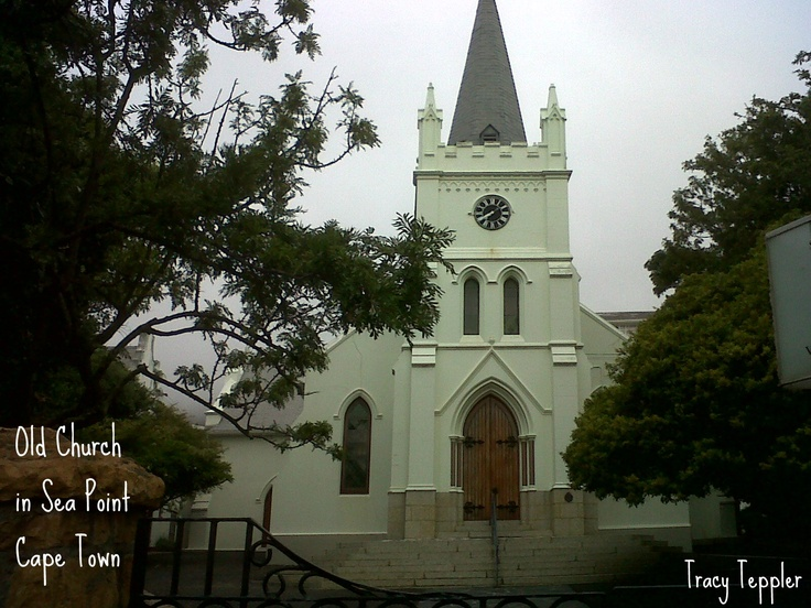 Old church in Sea Point!