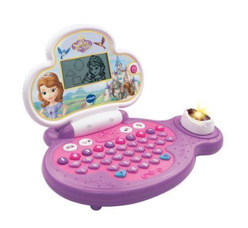 From 24.99:Sofia The First Royal Learning Laptop