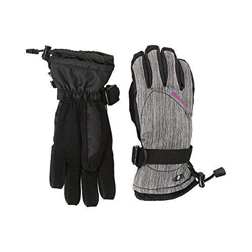 (セイラス) Seirus レディース 手袋 Heatwave Zenith Glove Heather Gray MD   レディース手袋参考サイズ USサイズ|手(cm) S|5.5-6(14-15cm) M|6.5-7(16.5-18cm) L|7.5-8(19-20cm) ...
