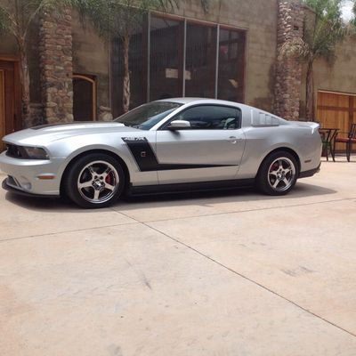 2010 Ford Mustang for Sale in GUTHRIE, OK | RacingJunk Classifieds