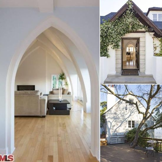 Inside Russell Brand's New Bachelor Pad Wasn't expecting to love Russell Brand's place so much; but what a gorgeous space!