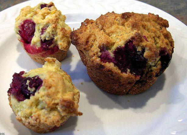 Cranberry Orange Muffins Recipe - Food.com