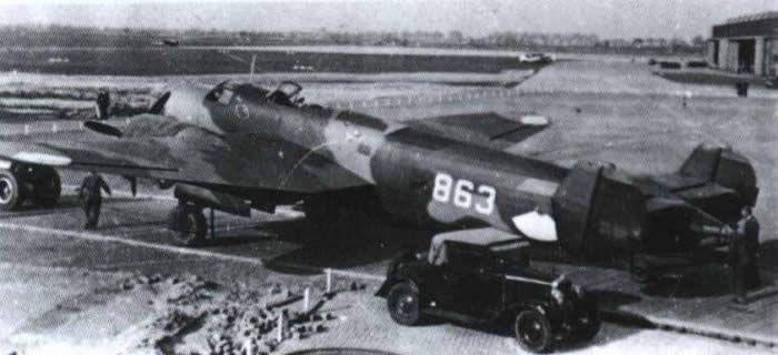 Fokker T 5