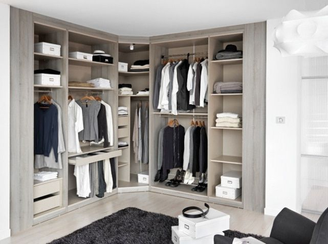 Best 25 dressing angle ideas on pinterest petit grenier porte d 39 tag - Ikea armoire de chambre ...