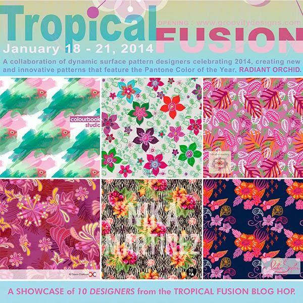 Art, Love & Joy: Tropical Fusion Designer Showcase