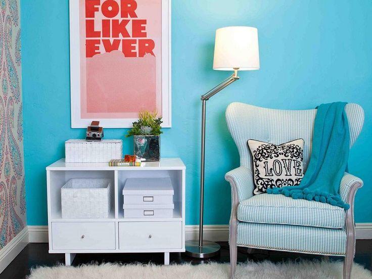 Sessel für Schlafzimmer bunte Ideen für jeden Stil