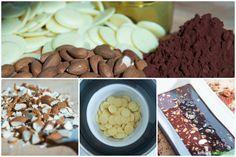 Schokolade macht glücklich, ist aber ungesund? Bestimme doch selber was in die Schokolade rein kommt: so wird sie gesünder und du wirst glücklicher!