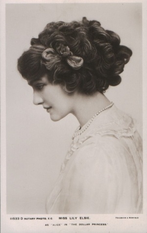 Edwardian fashion - how completely feminine to have long locks tucked up during the day but let loose for the bedroom.