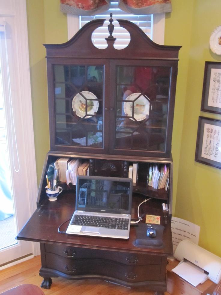 Top 25 Ideas About Computer Desks On Pinterest Cherries