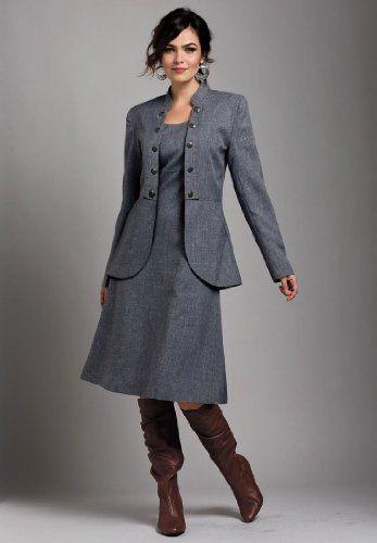 Plus size dressy jacket dresses