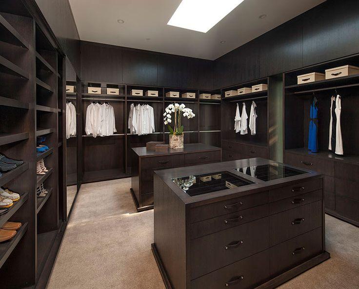 깔끔한 드레스룸
