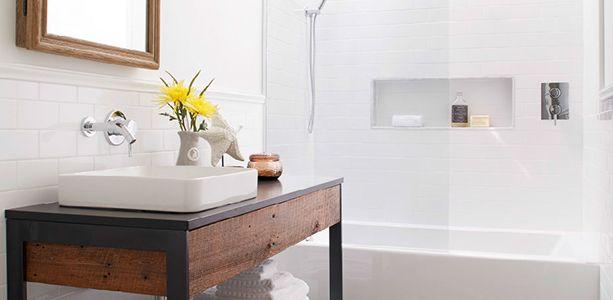 10 id es d co pour une salle de bains lumineuse et chic for Decormag salle de bain