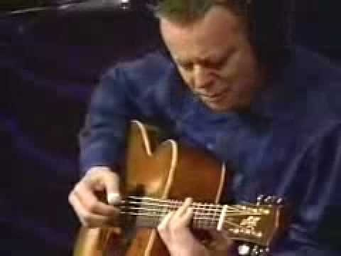 meet tommy emmanuel somewhere over the rainbow