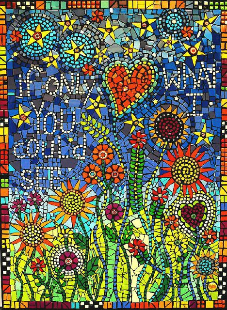 """""""If Only You Could See What I"""" 28"""" X 39.5"""" by Flair Robinson Studio, via Flickr"""