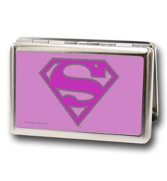 Supergirl Business Card Holder Buckle Down. $17.99