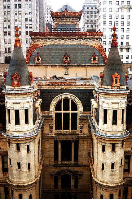 Mayor's Office and city administration, Philadelphia, Pennsylvania