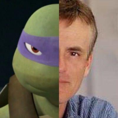 Donatello rob paulsen by TransformerPrimenerd on deviantART
