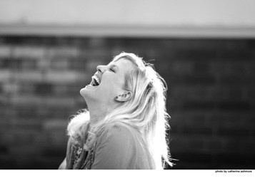 Ashley Jensen (Hannah) in rehearsals for A Chorus of Disapproval - Starring Rob Brydon, Nigel Harman and Ashley Jensen, A CHORUS OF DISAPPROVAL is now open at the Harold Pinter Theatre - http://www.hitthetheatre.co.uk/showEvent.php?cat=&=3513