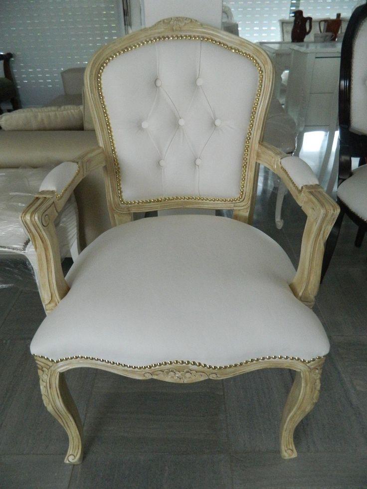 Mejores 70 im genes de muebles antiguos de estilo en - Sillon estilo provenzal ...