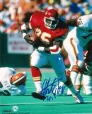Autographed Christian Okoye Kansas City Chiefs 8x10 Photo - Autographed Christian Okoye Kansas City Chiefs 8x10 Photo      100% Authenticity Guaranteed.Certificate of Authenticity provided by Athletic Promotional Events, Inc.Perfect for any fan or co